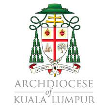 Malaysian Catholic ArchBishop's Office logo