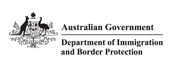 Department of Imigration and Border Protection logo