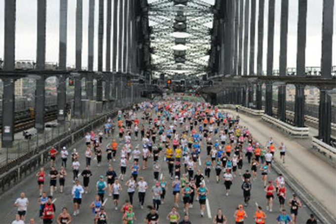 Lessons on Life from the Sydney Harbour Bridge Run